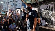 Pro-Demokratie-Partei in Hongkong löst sich auf