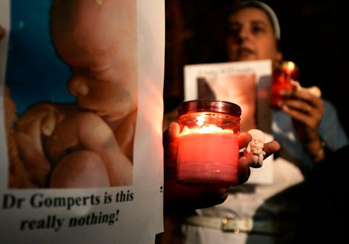 Katholizismus ist Staatsreligion und Pro-life-Aktivistinnen sind in Malta sehr aktiv