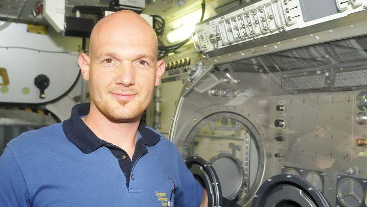 Traumberuf Astronaut: Trainieren für den Einsatz im All