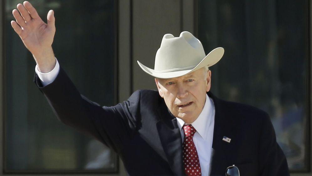 Dick Cheney: Immer Ärger mit dem Herzen