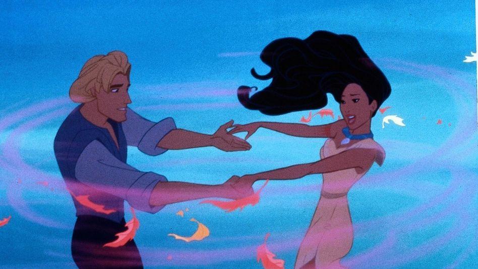 Pocahontas: Verdorbene Sexbotschaften?