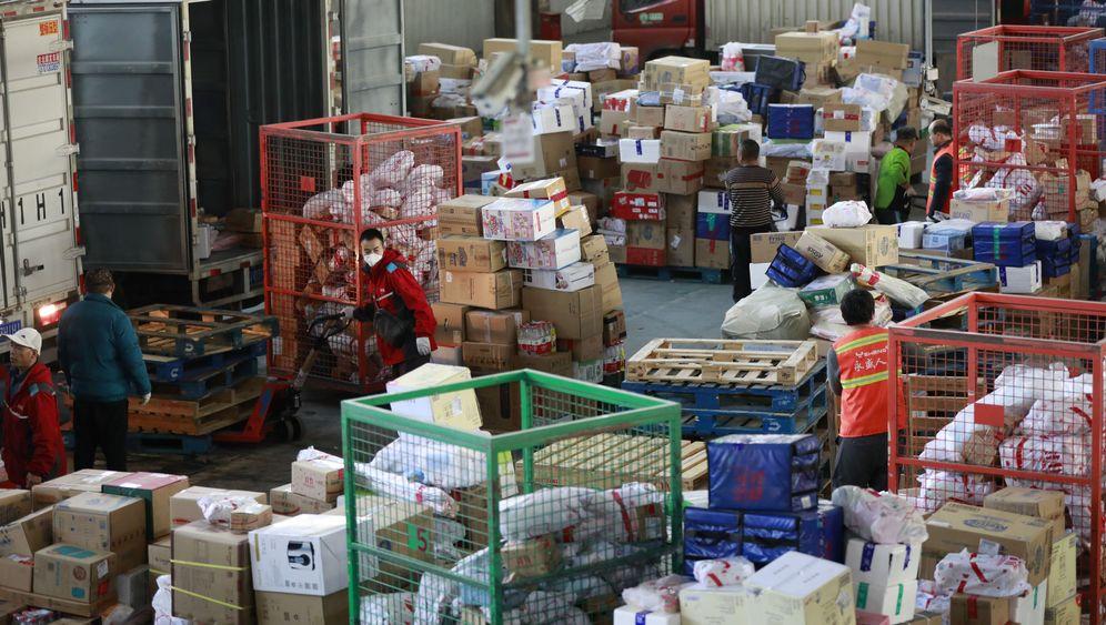 Singles Day in China: Konsum als Spektakel