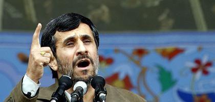 """Mahmud Ahmadinedschad auf dem Freiheitsplatz: """"Fundamental, nicht nur taktisch"""""""