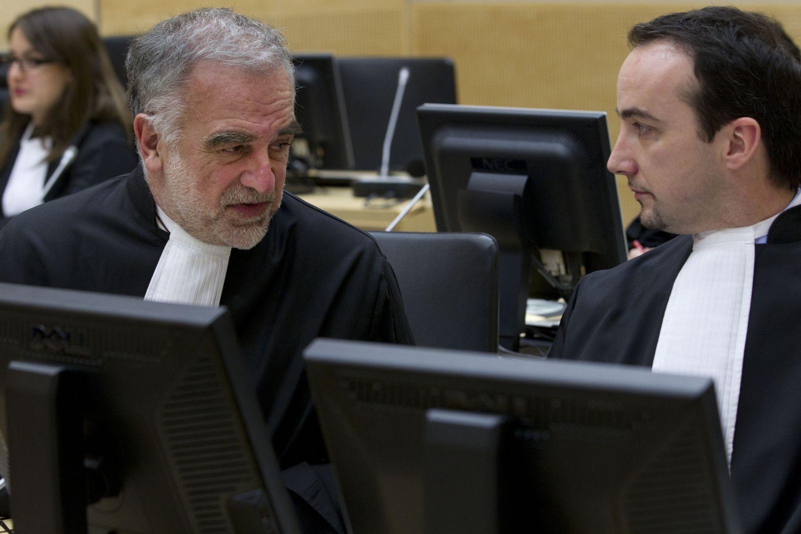 Netherlands International Criminal Court Gbagbo