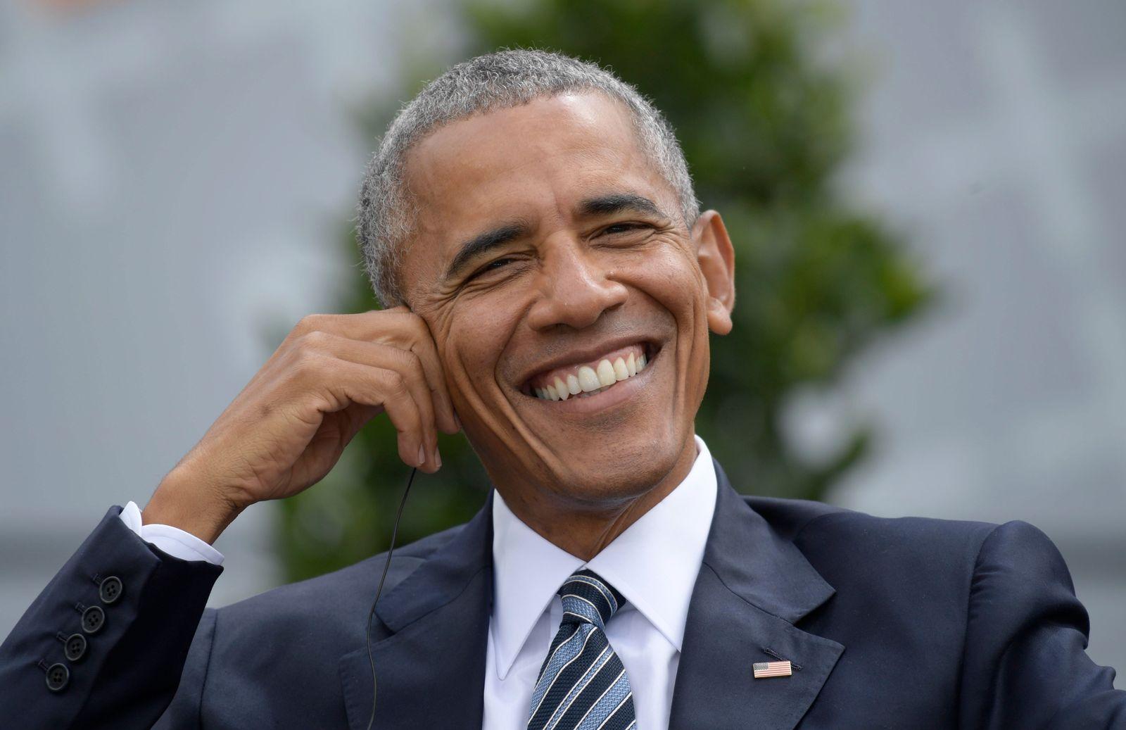 Kirchentag/ Barack Obama