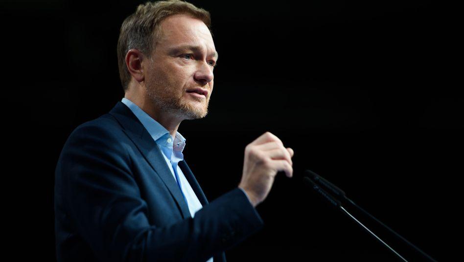 Christian Lindner: Auftritt abgesagt wegen Regeln zur Raumvergabe
