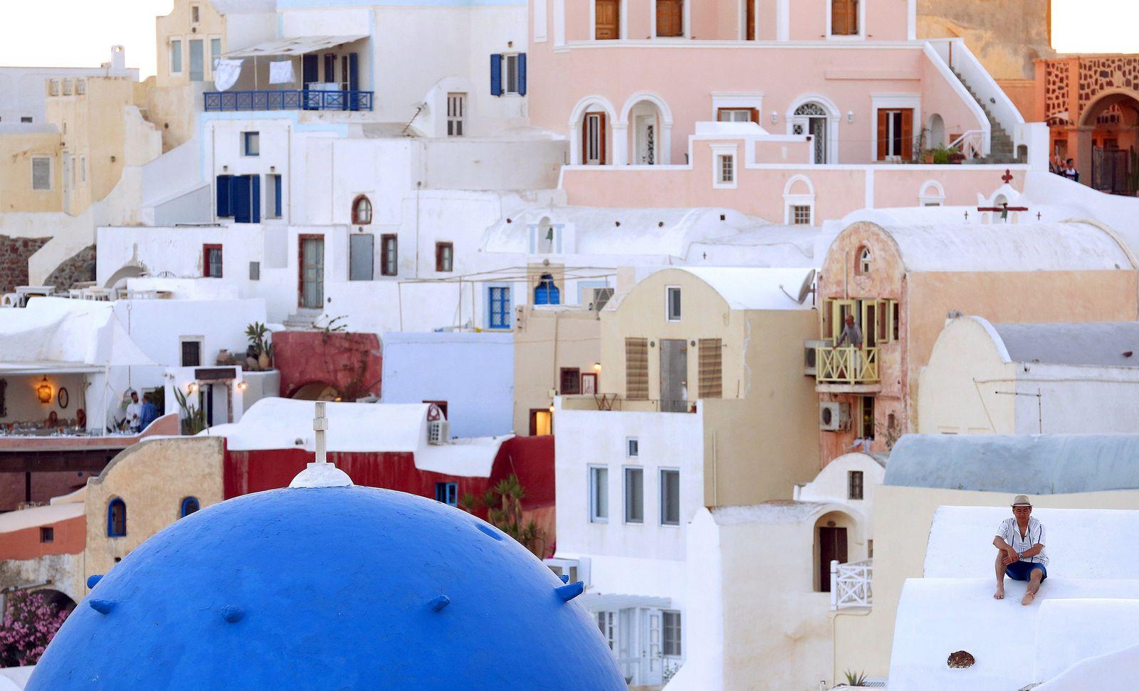 Griechenland/ Santorini