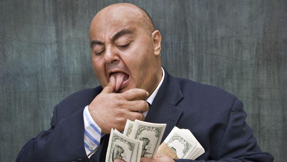 Zahltag: Ist Geld das Ziel aller Wünsche?