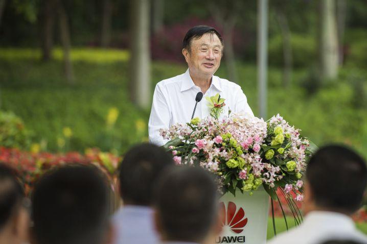 Gründer Ren Zhengfei