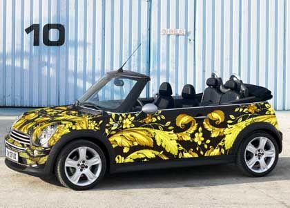 Mini Cooper: Modisches Unikat für 120.150 Euro