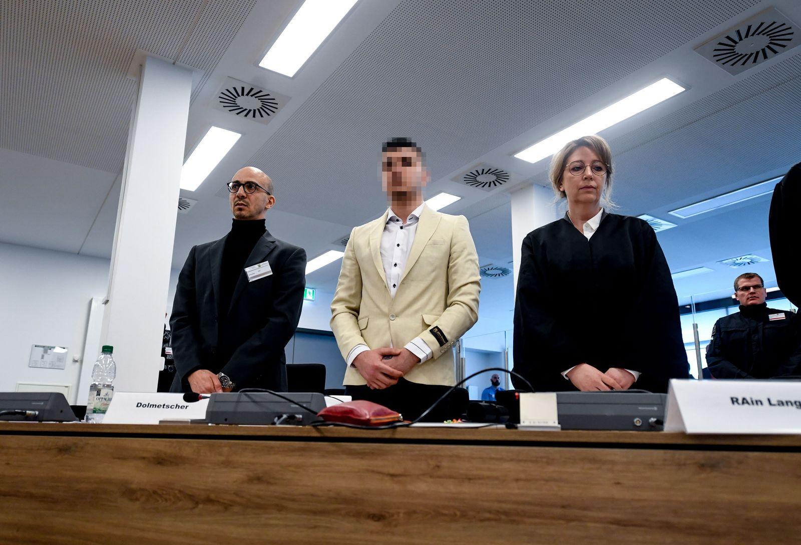 Chemnitz/ Gerichtsprozess