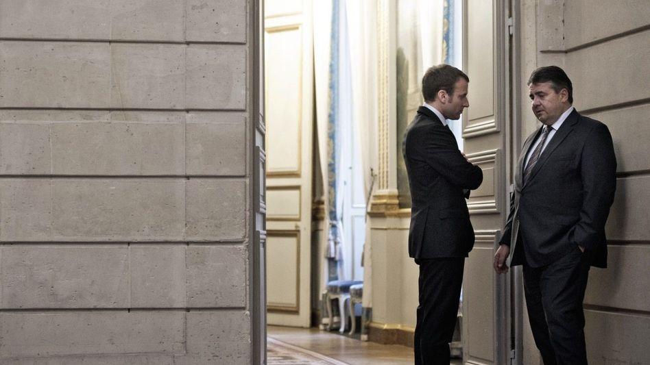 Freunde Macron, Gabriel: »Engstirnige und kleinherzige nationale Egoismen«