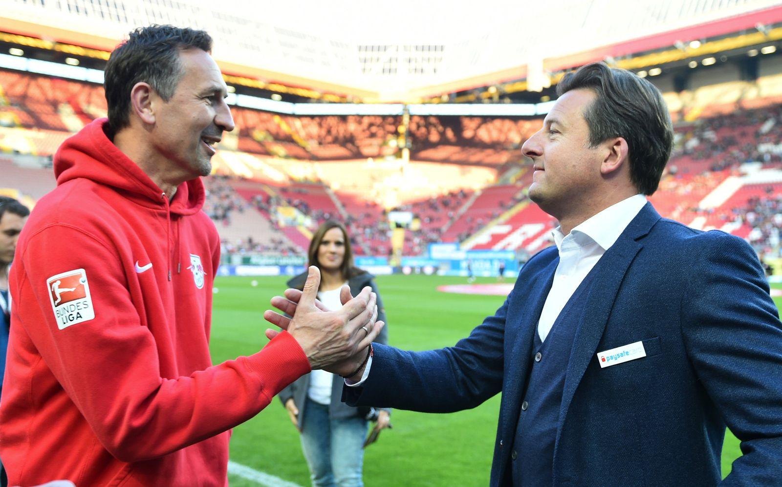 1. FC Kaiserslautern - RB Leipzig