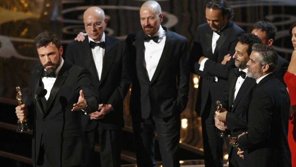 Oscar-Sieger 2013: Gewonnen!