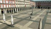 Ansagen per Drohne - so sichert Spaniens Polizei den Lockdown