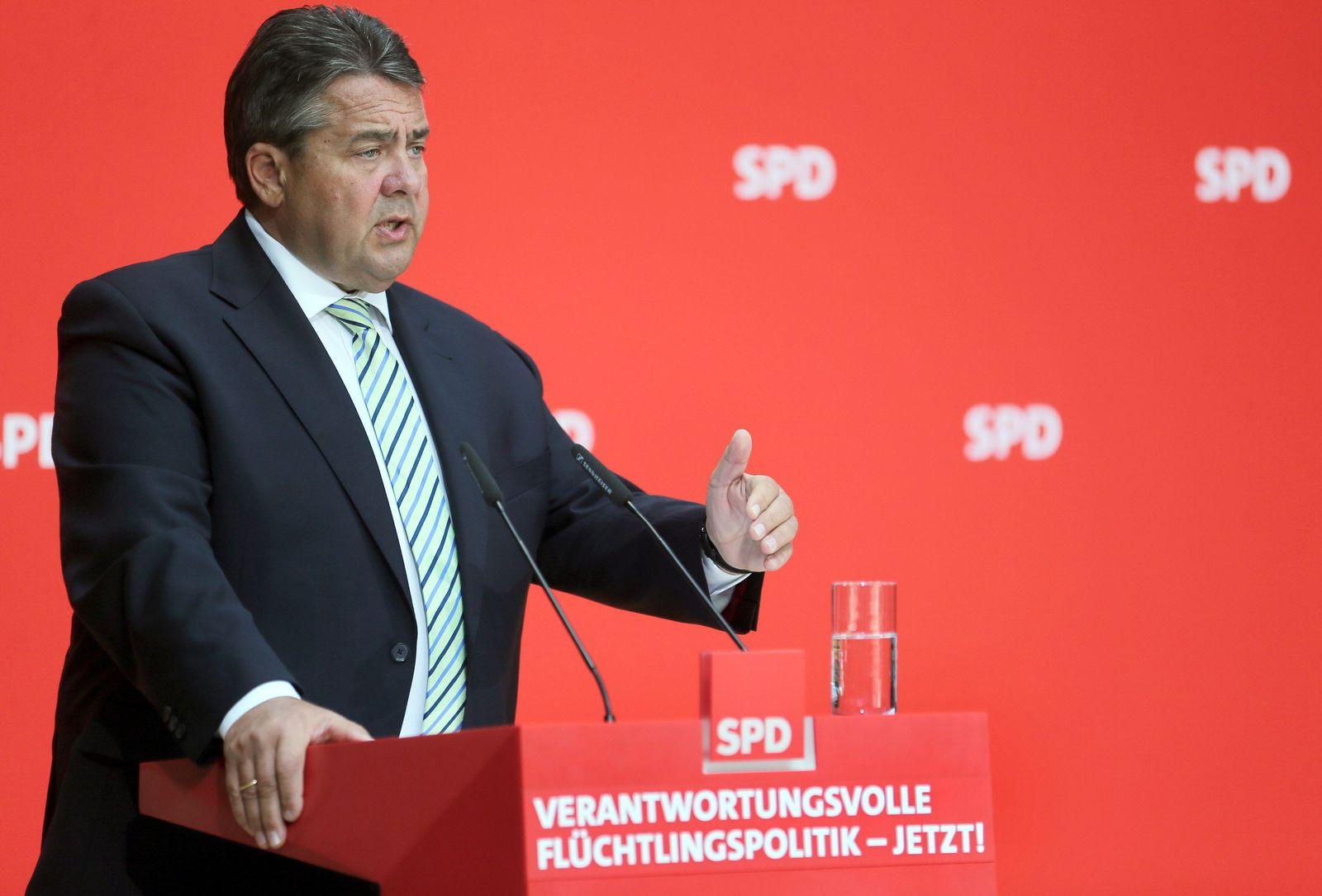 SPD-Konferenz zu Flüchtlingspolitik