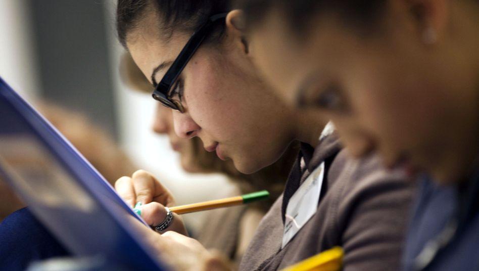 Frankfurter Schule: Für Einwandererkinder bietet Hessen schlechte Chancen