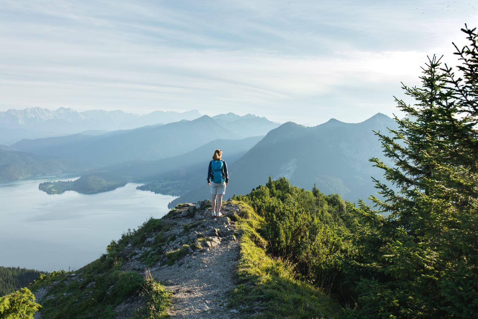 Bayerische Alpen - Herzogstand