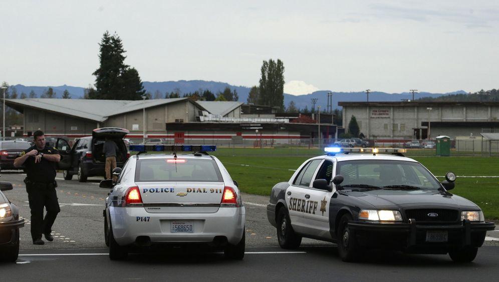 Amoklauf in Mayrsville: Eine Stadt unter Schock