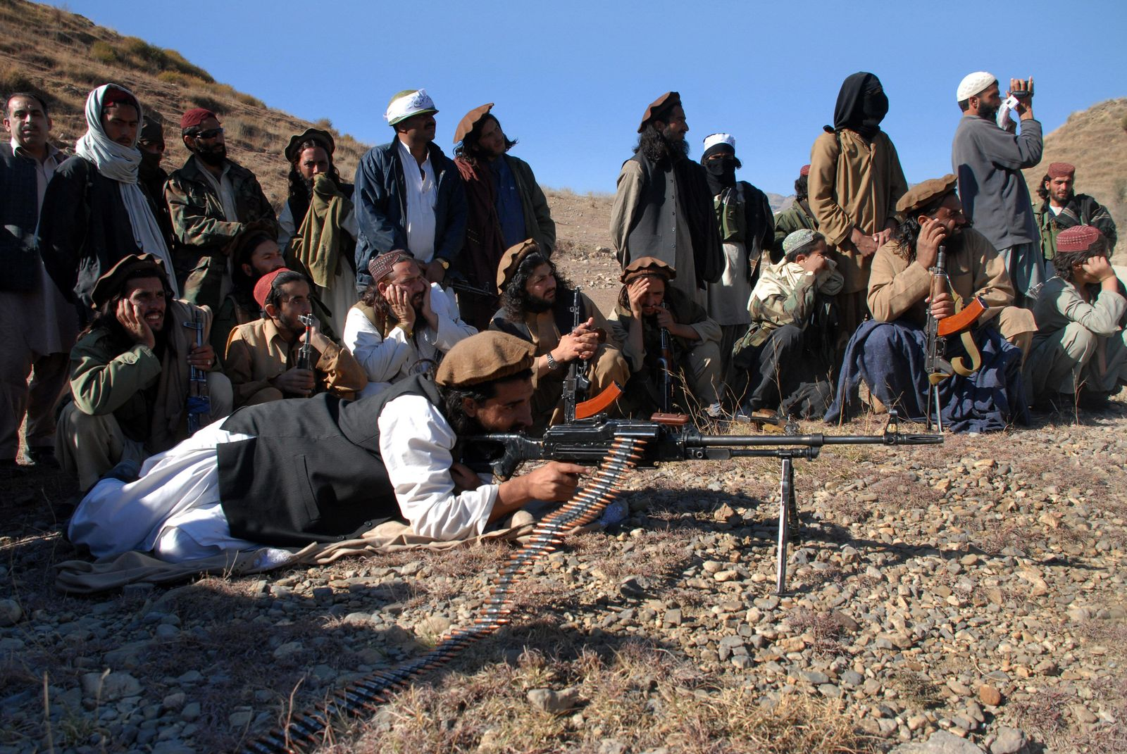Pakistan / Taliban / Hakeemullah
