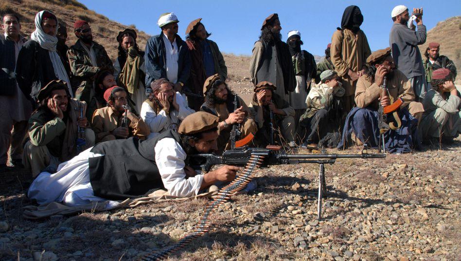 Pakistanische Extremisten in Waziristan: Große Bedrohung für die Sicherheitslage