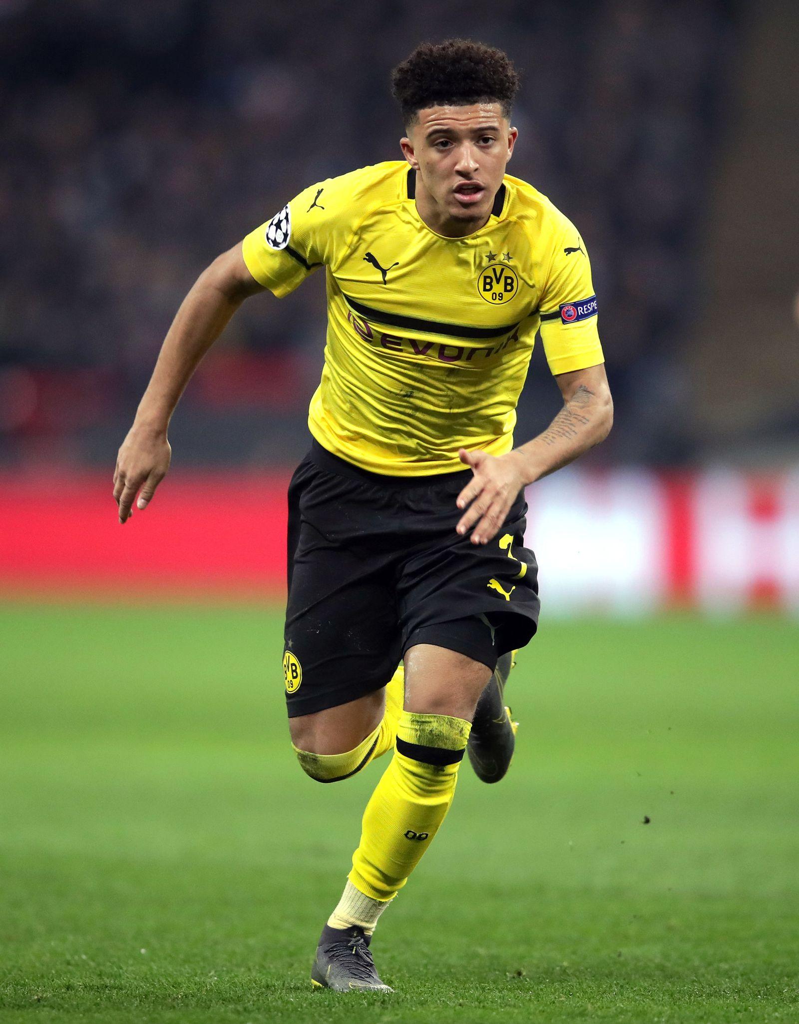 Tottenham Hotspur v Borussia Dortmund - UEFA Champions League - R