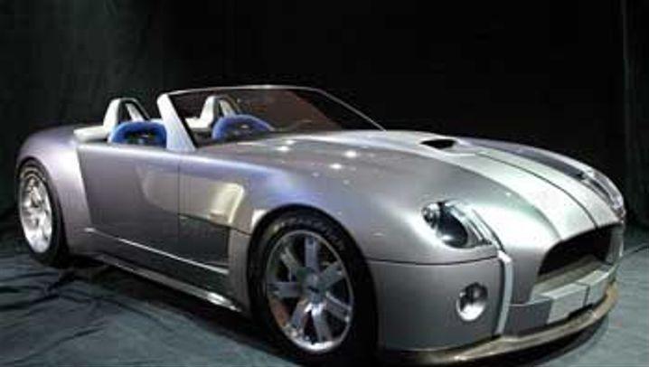 Detroit Motor Show: Triumph der Nische
