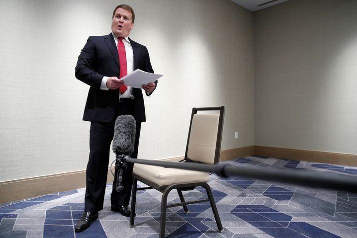 Anthony Bobulinski war Geschäftspartner von Hunter Biden