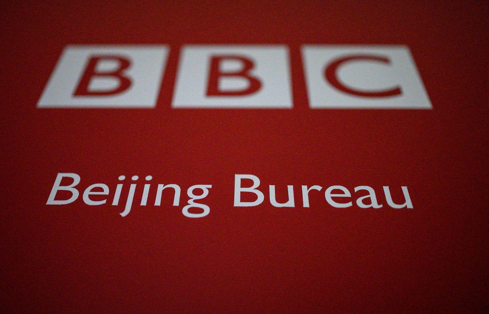 CHINA-BRITAIN-DIPLOMACY-MEDIA-BBC