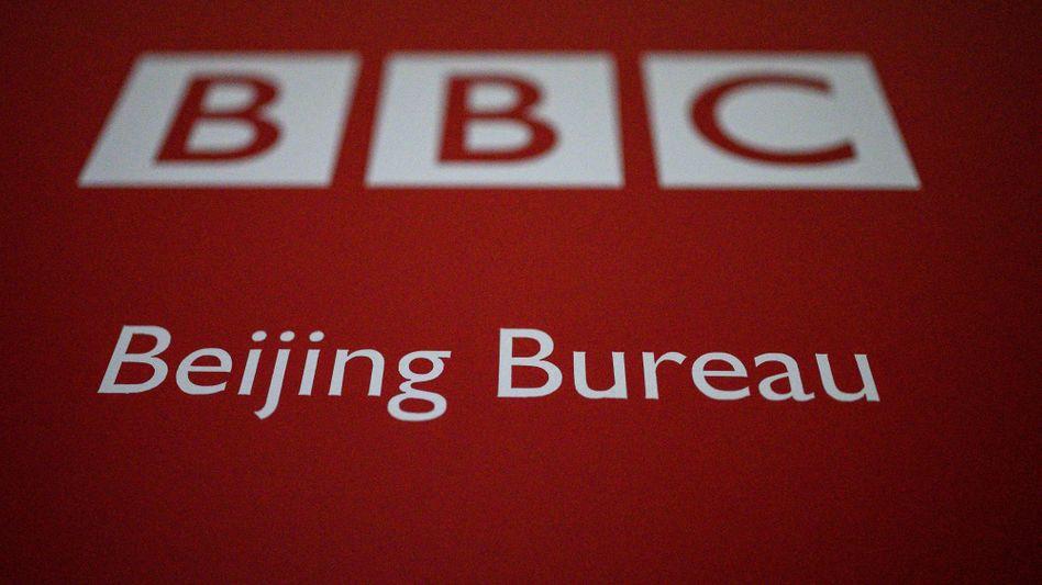 Auslandsbüro der BBC in China (Archivbild)