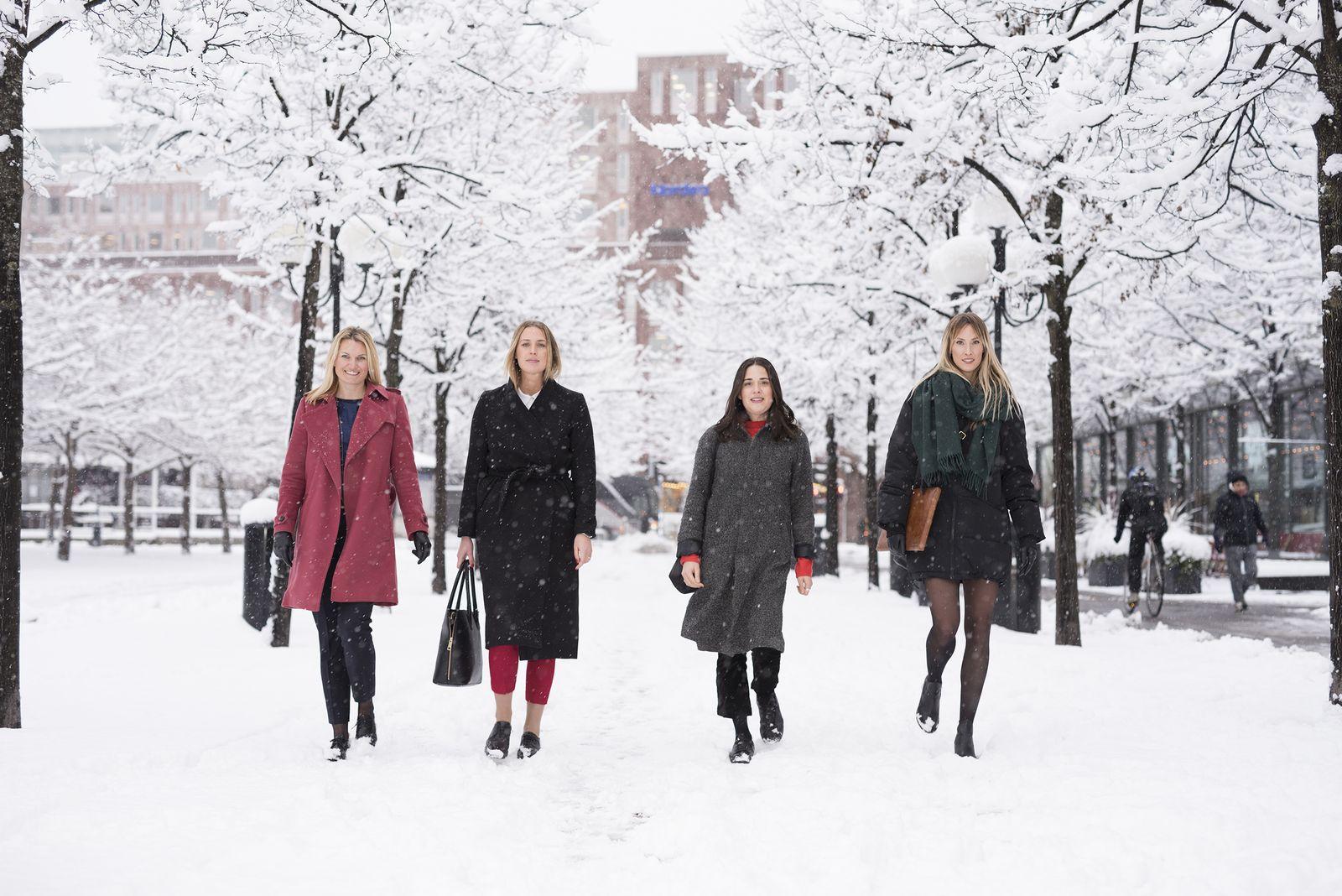 EINMALIGE VERWENDUNG SPIEGEL Plus SPIEGEL 49/2017 S.130 Schweden Feminismus