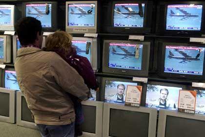 Fernseh-Monitore: Häufiges Anstarren senkt Schlafhormon-Spiegel