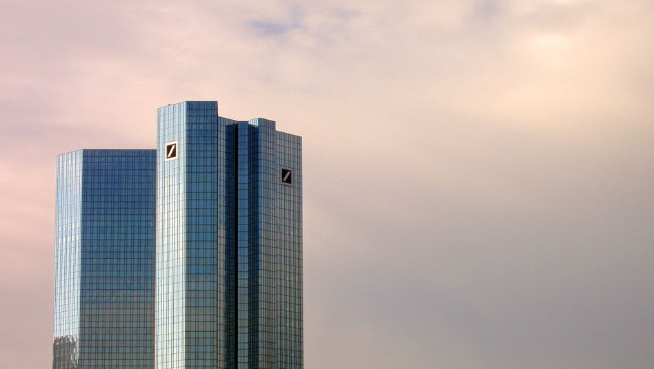 """Deutsche-Bank-Zentrale in Frankfurt: """"Wir sind jetzt in der Endspiel-Phase"""""""