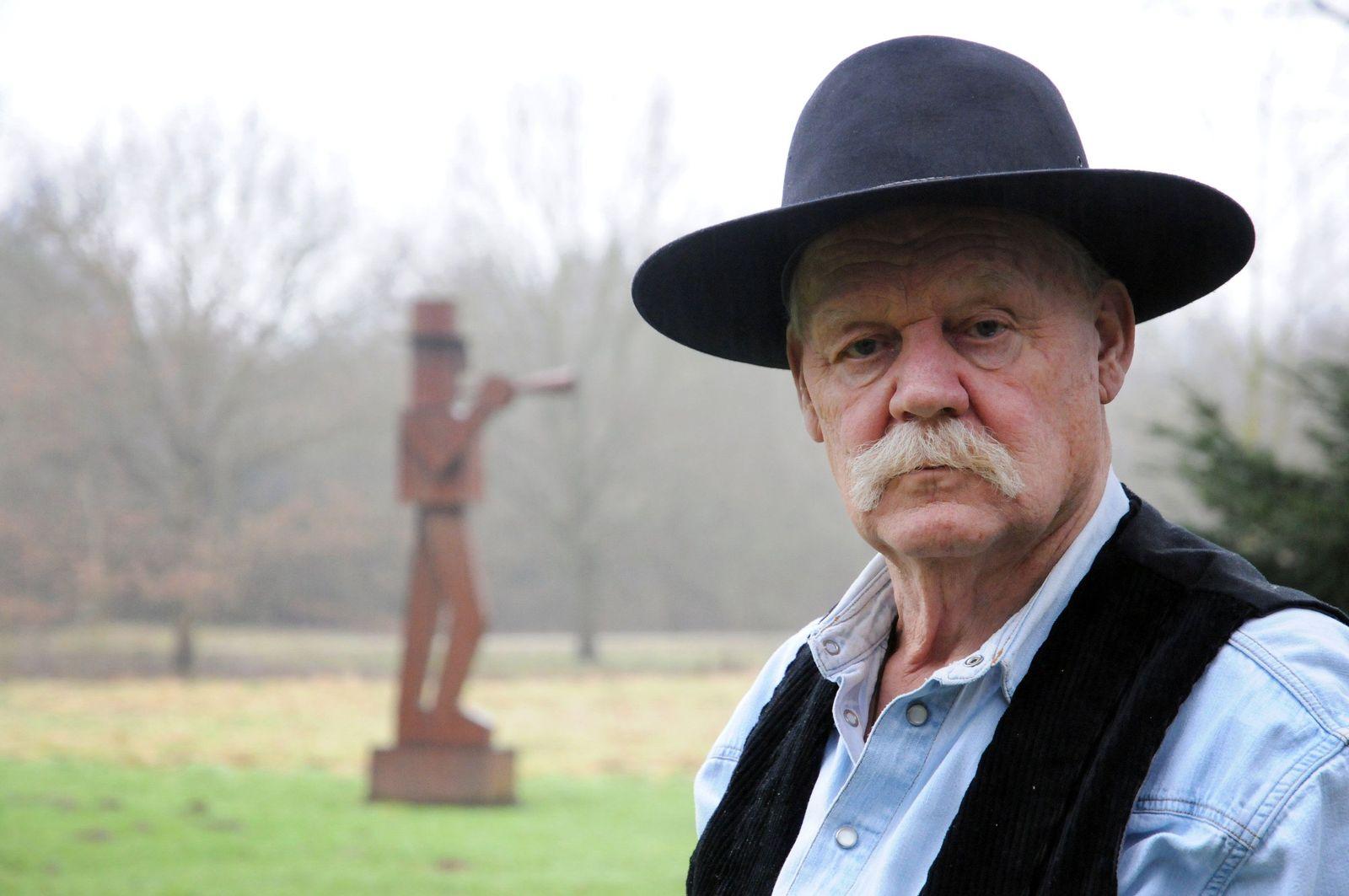 Künstler Anatol Herzfeld im Alter von 88 Jahren gestorben