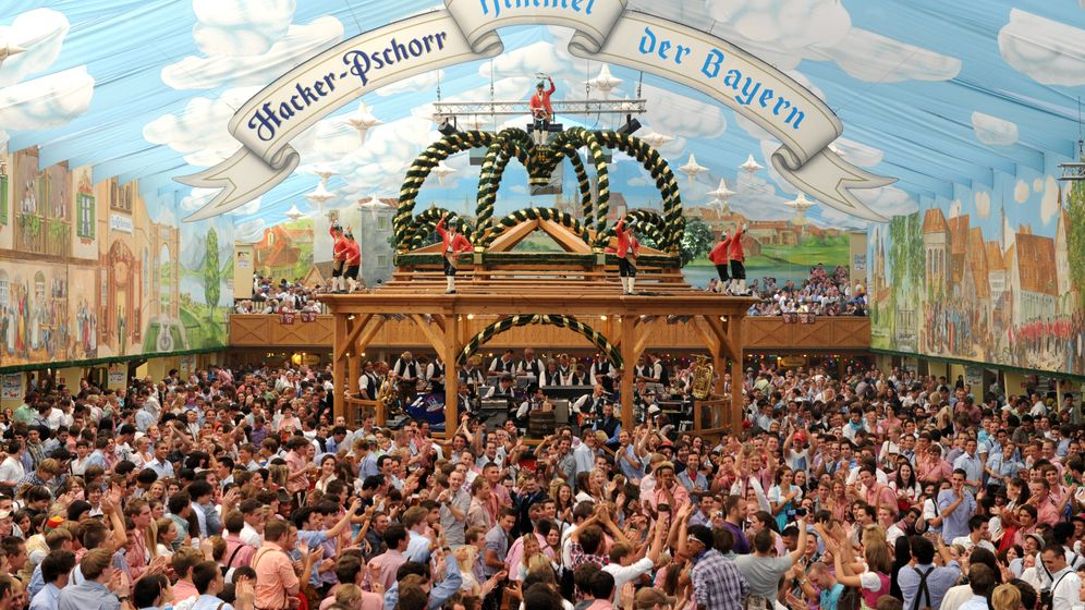 Photo Gallery: One Delight after the Other at Munich's Oktoberfest