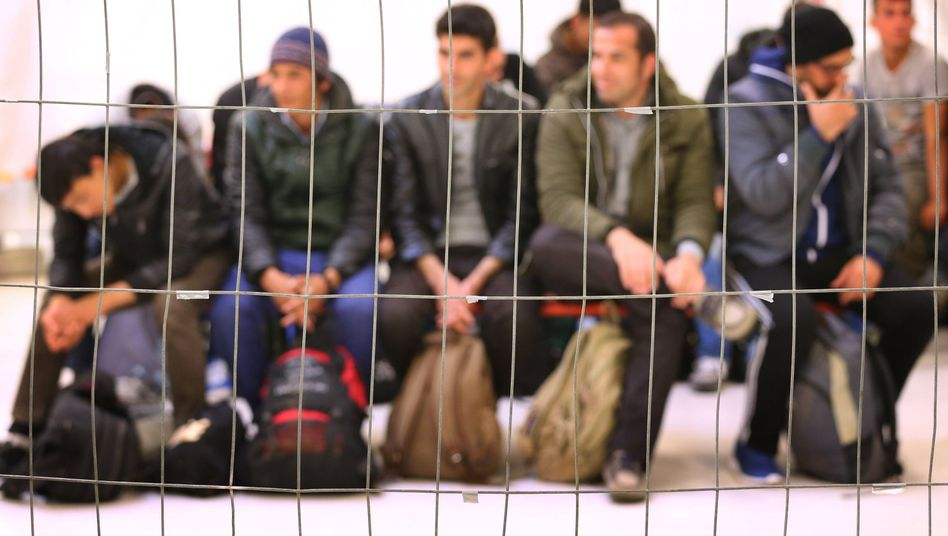 """Flüchtlinge an der deutsch-österreichischen Grenze: """"Dann gibt es eben keine Einigung"""""""