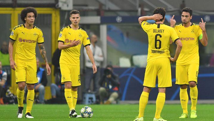 Dortmunds Niederlage: Ratlos ohne Reus