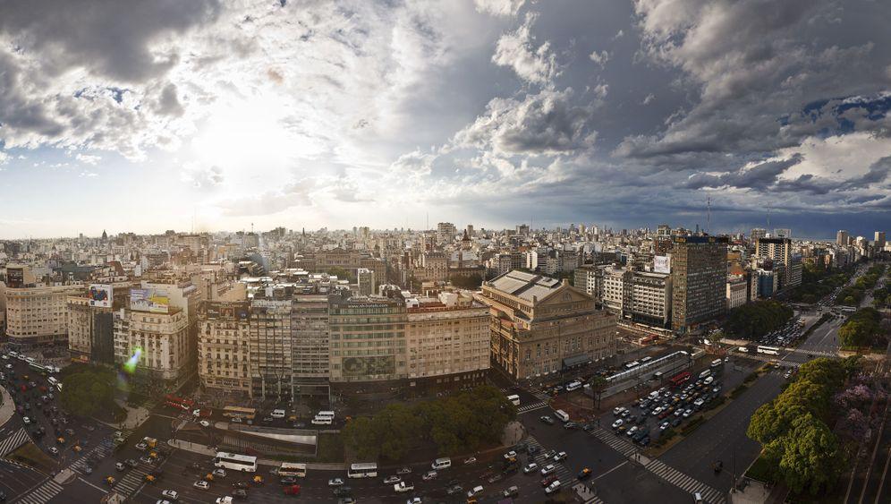 Buenos Aires: Stadt im Zweivierteltakt