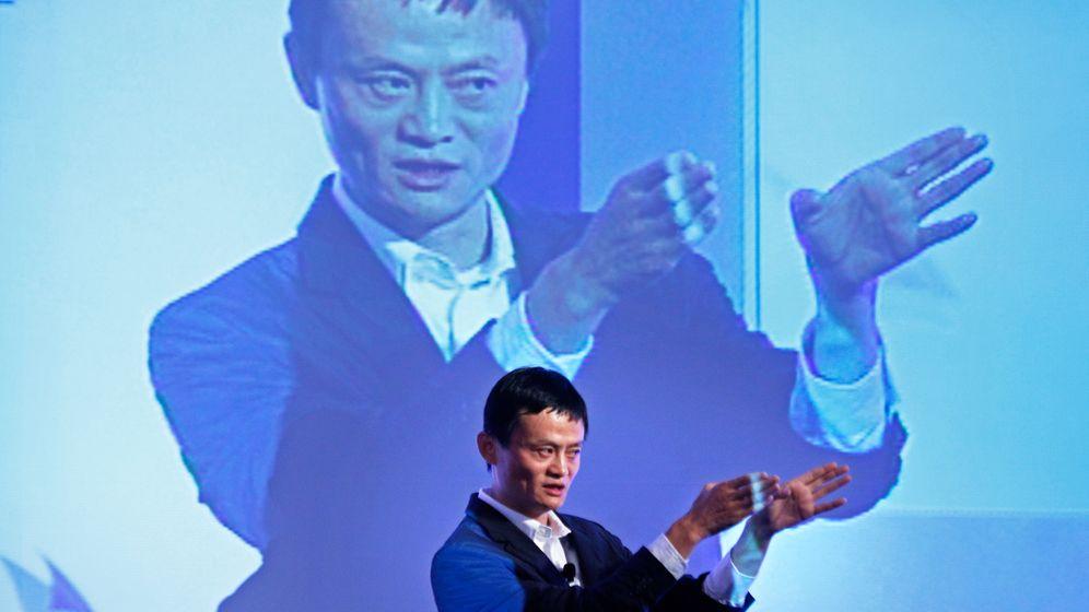Fotostrecke: Chinas Web-Riese Alibaba