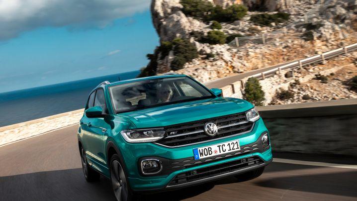 VW T-Cross: Der Pseudo-SUV