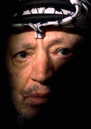 Arafat: Widersprüchliche Angaben über seinen Zustand