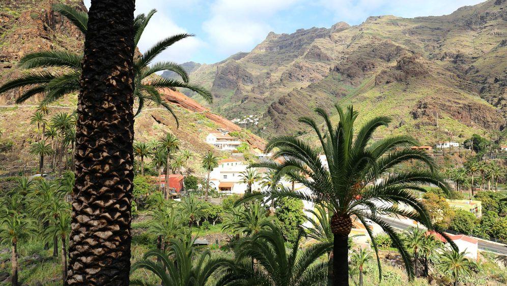 Künstlerdorf El Guro auf La Gomera: Nach dem Feuer ist vor dem Feuer