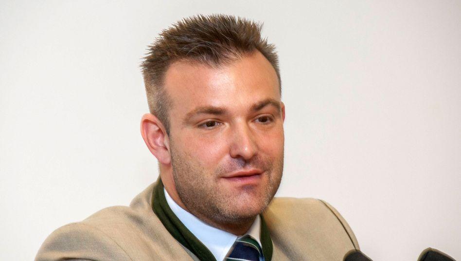 CSU-Politiker Georg Schlagbauer