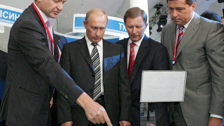 Russlands Technikprojekte: Visionär und größenwahnsinnig