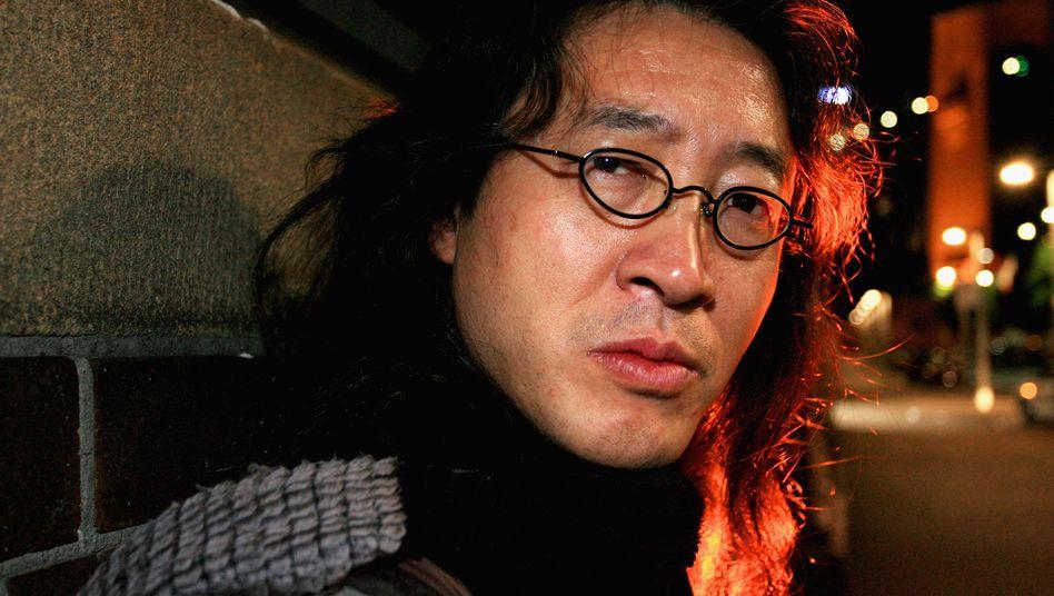 Der Flug nach Frankfurt ist schon gebucht: Der im Exil lebende chinesische Autor Bei Ling