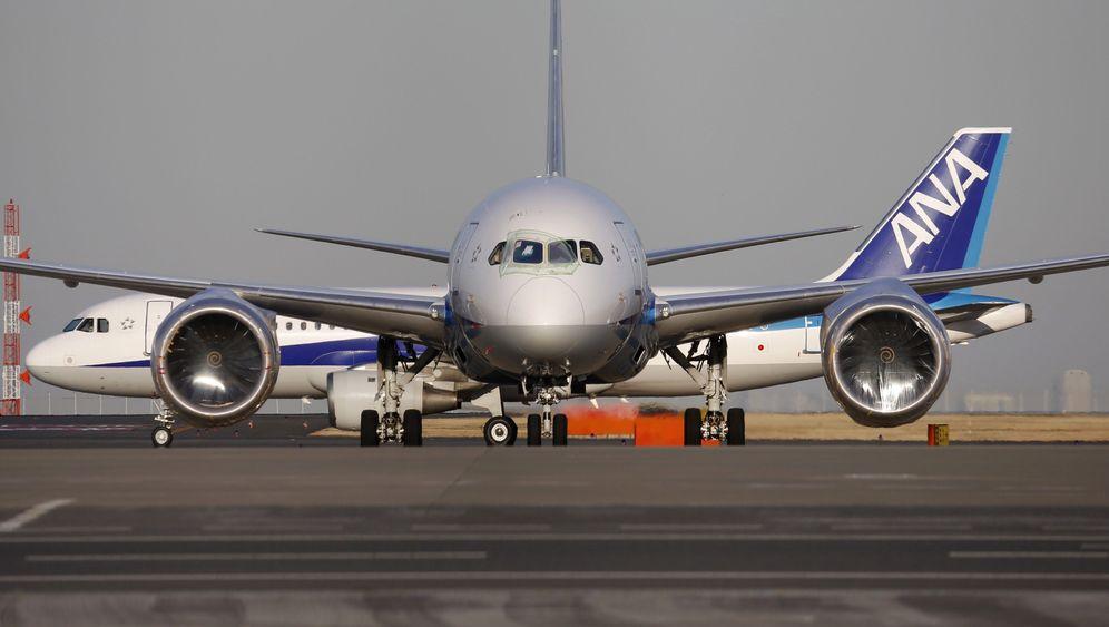 Boeing 787: Die Pannenserie des Dreamliners