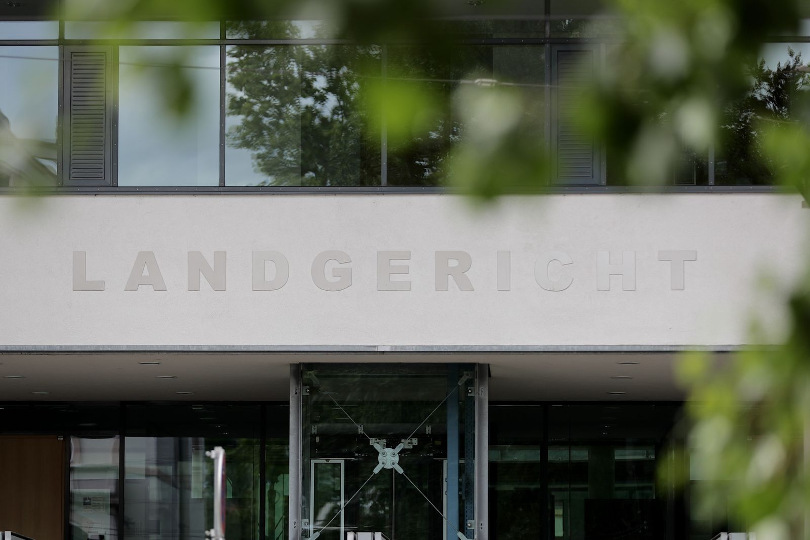 Trial over 2019 Halle shooting set to start at Magdeburg regional court, Germany - 20 Jul 2020