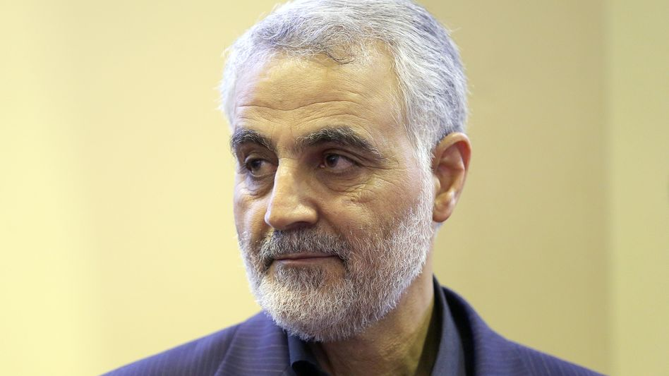 Kassim Soleimani: Chef der berüchtigten Kuds-Einheit