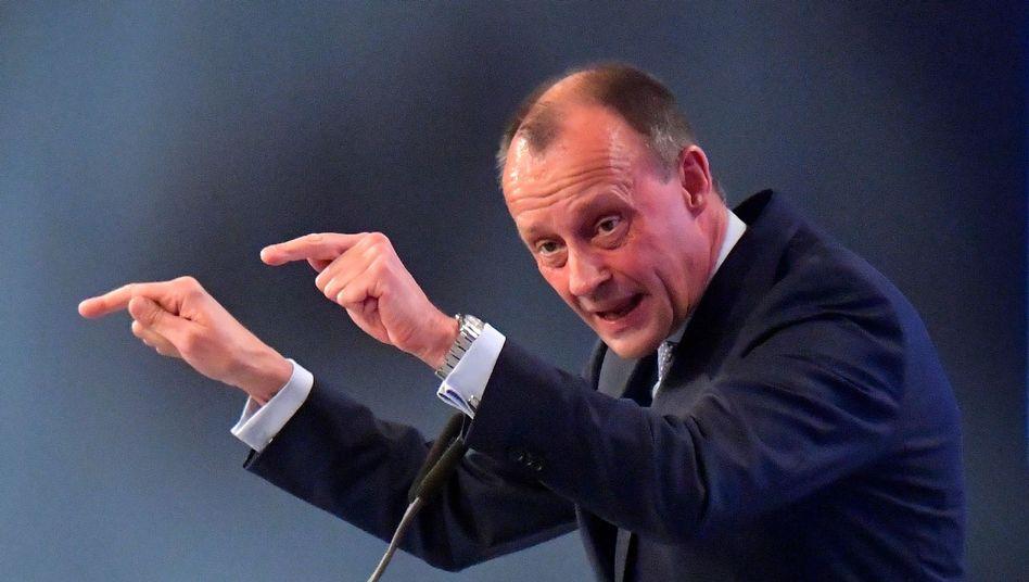 Friedrich Merz: Die Frage, was der CDU-Politiker noch erreichen will, ist für die Union keine ganz nebensächliche