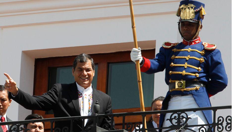 Ecuador's President Rafael Correa may have no other choice politically but to grant Edward Snowden asylum.